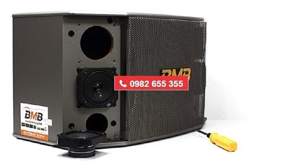 CHi tiết LOA BMB CSX 580SE