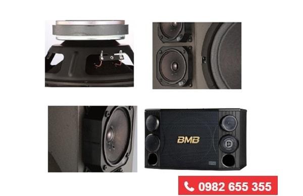 Chi tiết LOA BMB CSD 2000 tại Lạc Việt audio