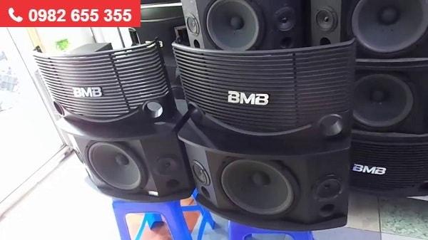 Loa BMB CSN 455E bãi tại Lạc Việt audio