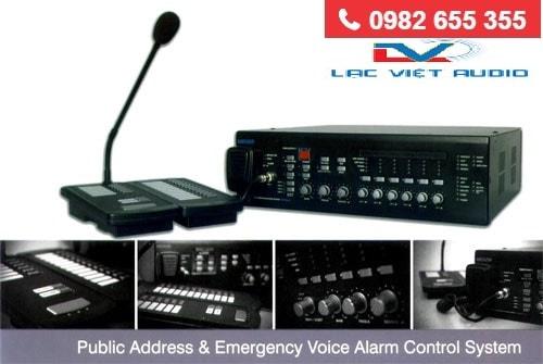 Hệ thống âm thanh Bosch chuyên nghiệp