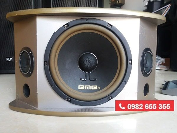 Loa BMB S500 bãi xịn, bass 25, 2 treble
