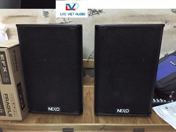 Loa Nexo chính hãng, giá rẻ tại Lạc Việt Audio