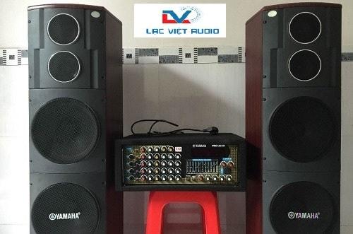 Loa karaoke yamaha giá rẻ tại Lạc Việt Audio