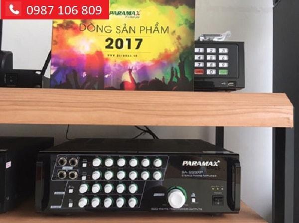 AMPLY PARAMAX SA-999XP tại Lạc Việt audio