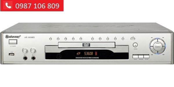 ĐẦU KARAOKE ARIRANG AR 909 MD thiết kế chuyên nghiệp