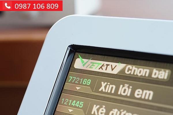 MÀN HÌNH CẢM ỨNG VIỆT KTV 21 INCH tại Lạc Việt Audio