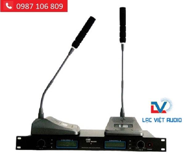 MICRO CỔ NGỖNG KHÔNG DÂY KBS BS-6200 tiện lợi