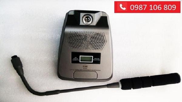 MICRO CỔ NGỖNG KHÔNG DÂY KBS BS-6200 giá tốt tại Lạc Việt audio