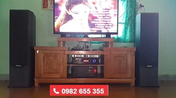LOA PARAMAX F2000 giá tốt tại đại lý Lạc Việt audio