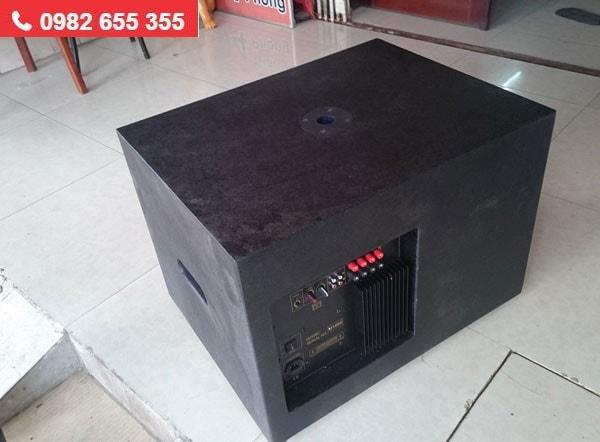 LOA SUB ĐIỆN BASS 40 MARTIN M-1800 giá rẻ tại Lạc Việt audio