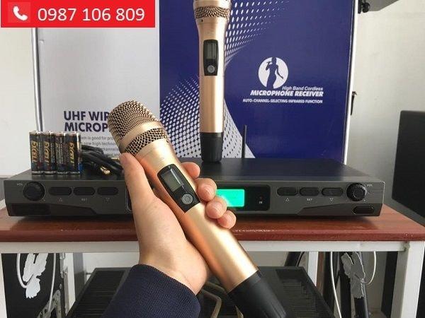 MICRO KBS BS-7100 tại Lạc Việt audio
