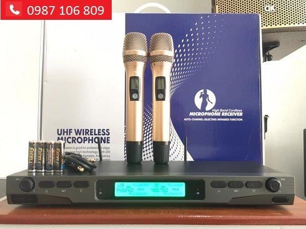 MICRO KBS BS-7100 thiết kế ấn tượng