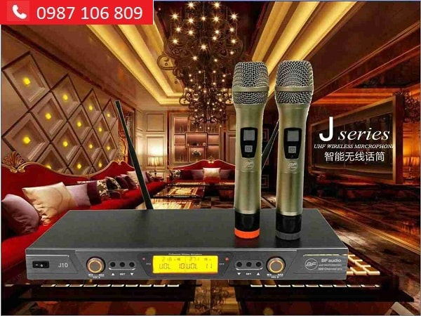 MICRO BFAUDIO J10 cho karaoke