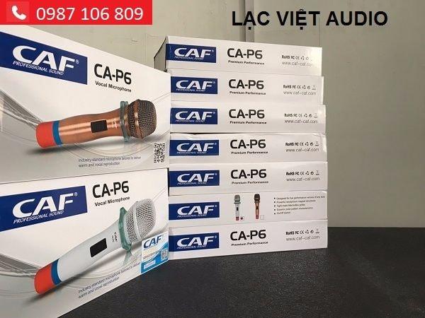 MICRO CAF CA-P6 tại Lạc Việt audio