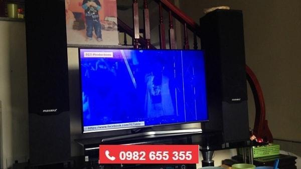 LOA PARAMAX F500 giá rẻ tại Lạc Việt Audio