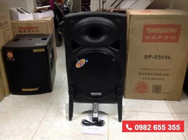 Loa kéo temeisheng 2305L giá rẻ tại Lạc Việt audio