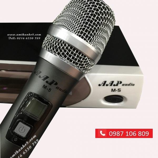 MICRO AAP M5 giá hấp dẫn tại Lạc Việt audio