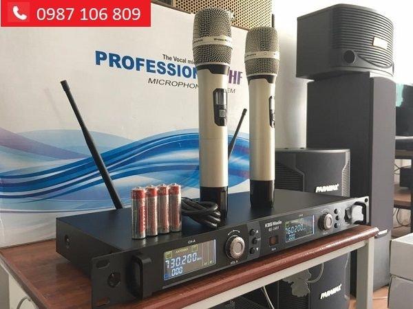 MICRO KBS BS1603 tại Lạc Việt audio