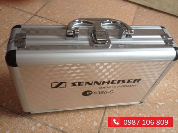 Vỏ hộp MICRO SENNHEISER 838II