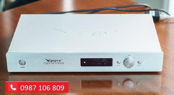 ĐẦU KARAOKE VIỆT KTV 2000GB (CŨ) nguyên chiếc