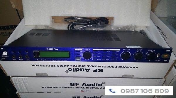 Vang số karaoke BF Audio K1000 Plus