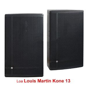 Giới thiệu Loa Louis Martin kone 13