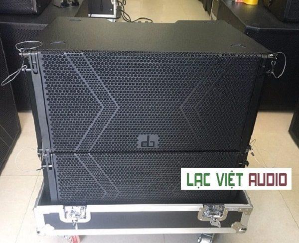 Loa array DB LA-210F tại lạc Việt audio