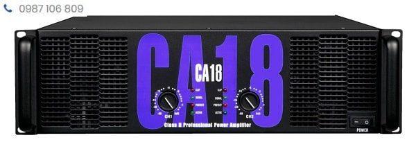 Cục đẩy công suất SOUNDSTANDARD CA18