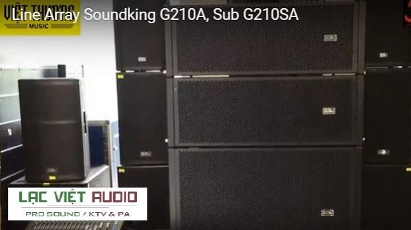 Loa array Soundking G210SA