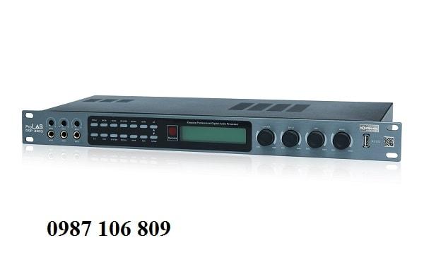 Thiết kế Mixer Prolab Dsp-3303