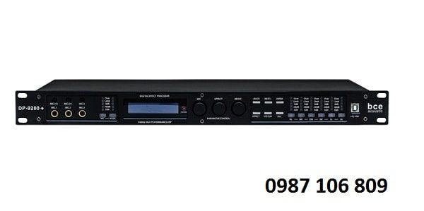 Mặt trước vang số BCE DP-9200